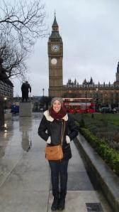 Elizabeth Tower NOT Big Ben but let's not be pedantic