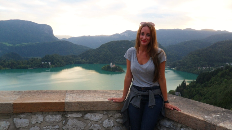 thank goodness I did find the energy to visit Lake Bled on the last day of my trip